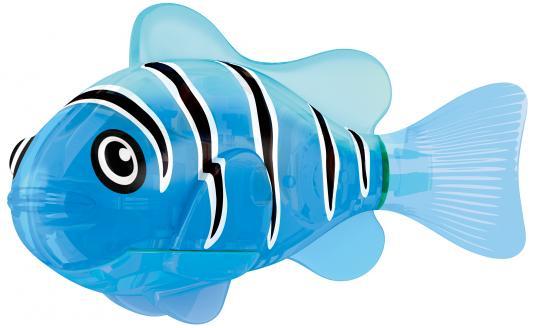 Интерактивная игрушка ZURU РобоРыбка Синий Маяк от 3 лет голубой 2541A
