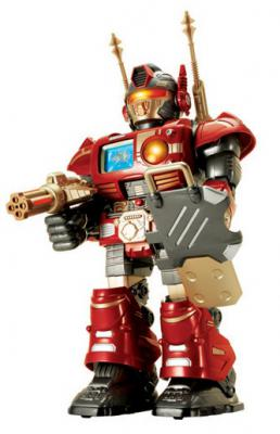 Интеллектуальный робот Happy Kid Робот-сержант 38 см на радиоуправлении 4003Т