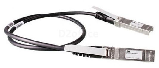 Кабель HP X240 10G SFP+ SFP+ 1.2m DAC JD096C кабель hp x240 10g sfp sfp 0 65м jd095c