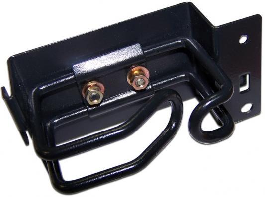 Металлическое кольцо вертикальное Lanmaster TWT-CBB-RGV-L для шкафов Business левое
