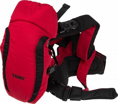Рюкзак-переноска для детей Tomy Freestyle Premier (красный)