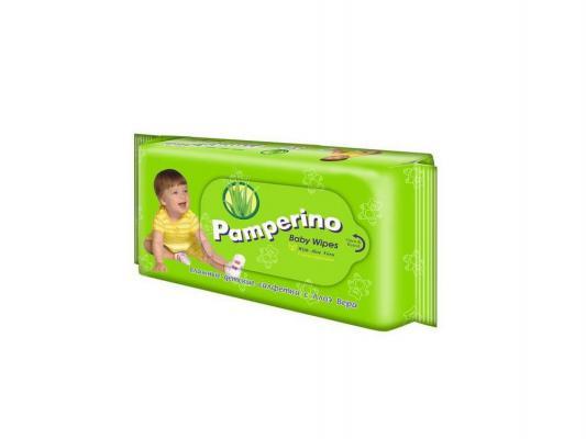 Салфетки Baby iab с ромашкой влажные детские N50