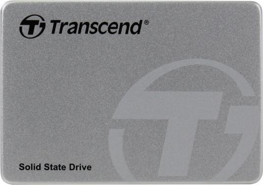 Твердотельный накопитель SSD 2.5 256 Gb Transcend TS256GSSD370S Read 570Mb/s Write 470Mb/s MLC