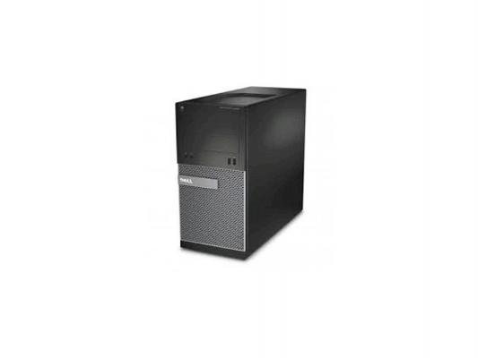Системный блок DELL Optiplex 3020 MT G3250 3.2GHz 4Gb 500Gb Intel HD DVD-RW Linux клавиатура мышь 3020-6804