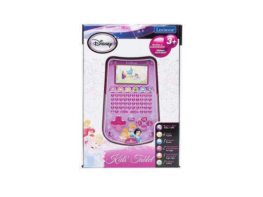 Детский планшетный компьютер Lexibook Принцесса KP1000PiS