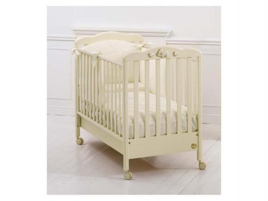 Купить Кроватка Baby-Expert Dormiglione (крем/золото)