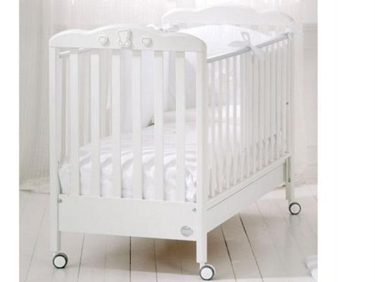 Купить Кроватка Baby Expert Teddy (белый)
