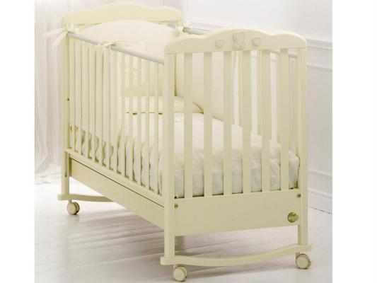 Купить Кроватка Baby Expert Teddy (крем)