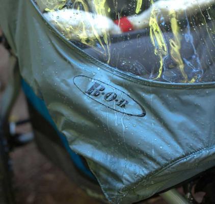 Дождевик для колясок BOB Sport Stroller/Ironman