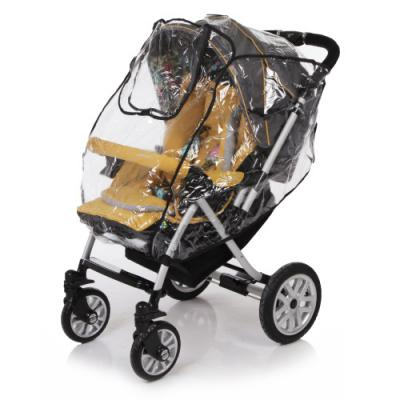 Дождевик для коляски универсальный ПВХ с окошком (015) (Baby Care)