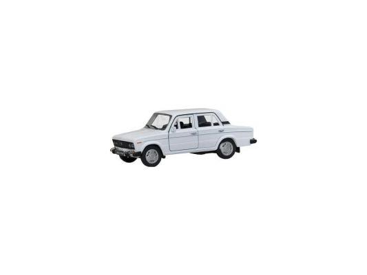 Автомобиль Welly Lada 2106 1:34-39 зеленый