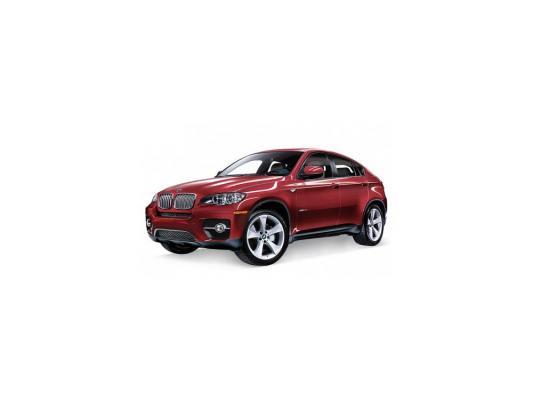 Автомобиль Welly BMW X6 1:38 красный