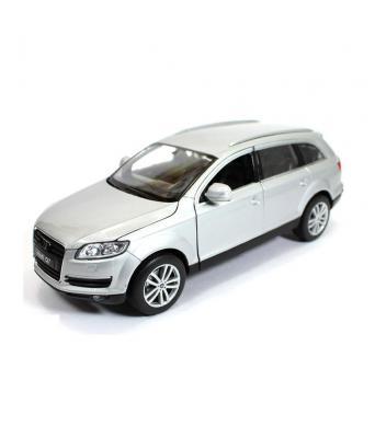 Автомобиль Welly Audi Q7 1:18 белый