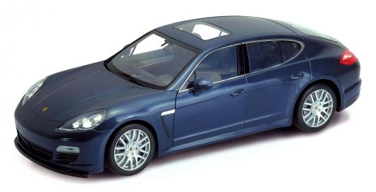 Автомобиль Welly Porsche Panamera S 1:24 синий 24011W
