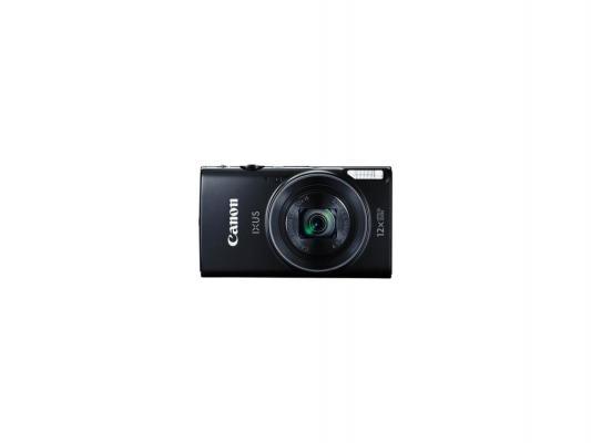 Фотоаппарат Canon IXUS 275 HS черный