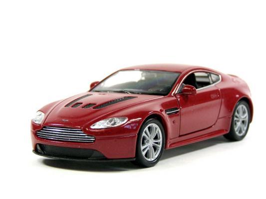 Автомобиль Welly Aston Martin V12 Vantage 1:34-39 цвет в ассортименте