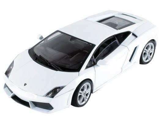 Автомобиль Welly Lamborghini Gallardo 1:34-39 белый