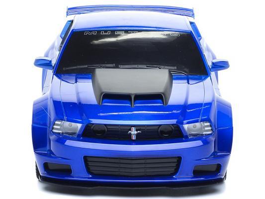 Машинка на радиоуправлении XQ Ford Mustang Boss пластик от 3 лет синий XQ3276 цена