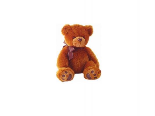 Мягкая игрушка медведь Aurora Медведь плюш коричневый 50 см