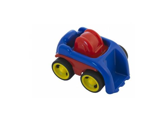 Будьдозер Miniland Мини-машина синий 1 шт 12 см 02162(74931)