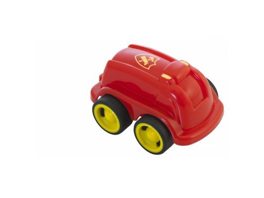 Пожарная машина Miniland 27496 красный 1 шт 12 см автомобиль miniland гоночная 1 шт 12 см красный