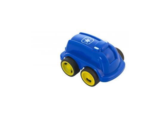 Полицейская машина Miniland Мини-машина синий 1 шт 12 см 27495