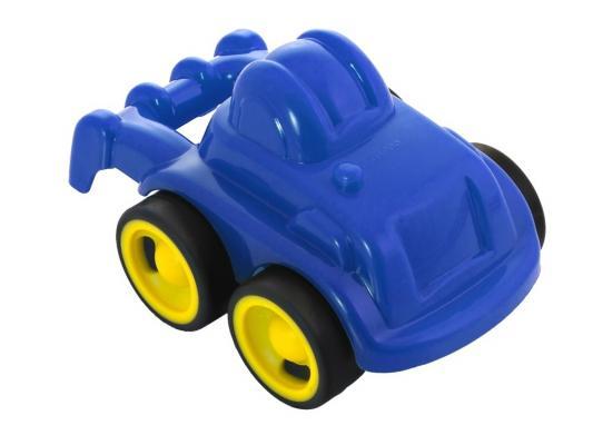Трактор Miniland Мини-машина синий 1 шт 12 см 27484