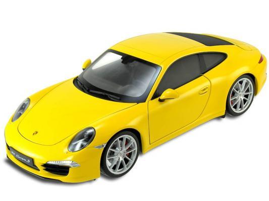 Автомобиль Welly Porsche 911 (991) 1:24 красный в ассортименте