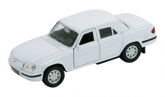 Автомобиль Welly Волга 1:34-39 белый