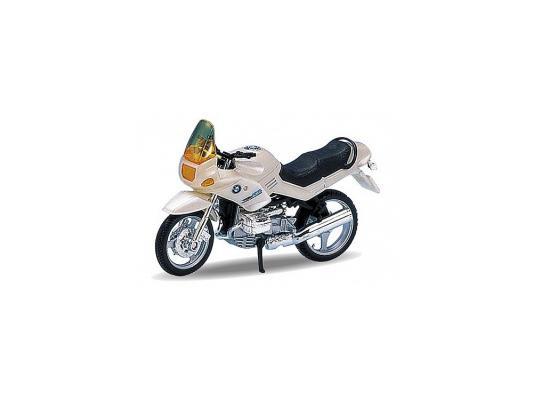 Мотоцикл Welly BMW R1100RS 1:18 белый