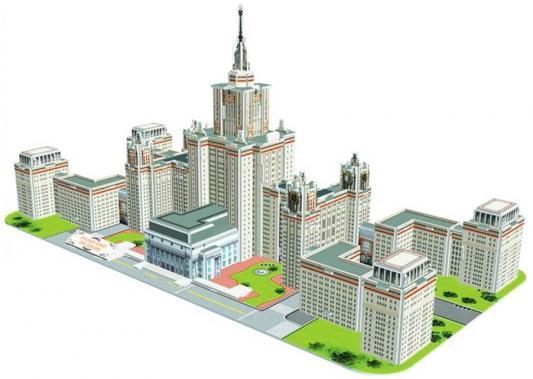 Купить Пазл 3D CubicFun Московский Государственный Университет (Россия) 118 элементов