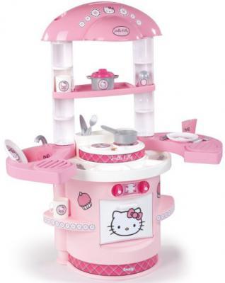 Игровой набор Smoby Моя первая кухня - Hello Kitty 24078