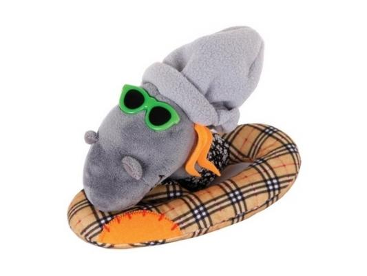 Мягкая игрушка змейка Gulliver Змей Модник ткань синтепон оранжевый серый 20 см мягкая игрушка змейка gulliver гулливер змей рэпер 23 см зеленый коричневый желтый плюш синтепон