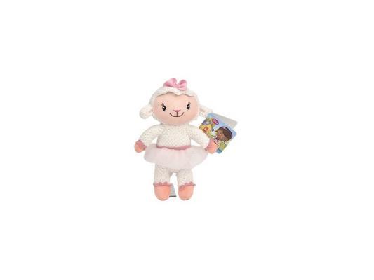 Мягкая игрушка герой мультфильма Disney Лэмми плюш розовый 20 см