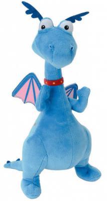 Мягкая игрушка герой мультфильма Disney Стаффи плюш голубой 20 см