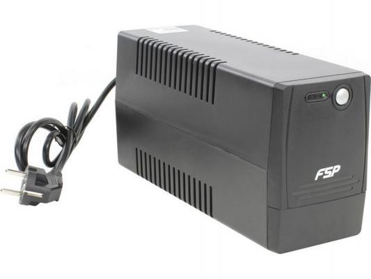 ИБП FSP ALP 600 600VA/360W черный PPF3601500