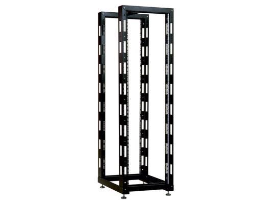 Стойка телекоммуникационная универсальная двухрамная 33U ЦМО СТК-33.2-9005 черный dg home стул tampere brown