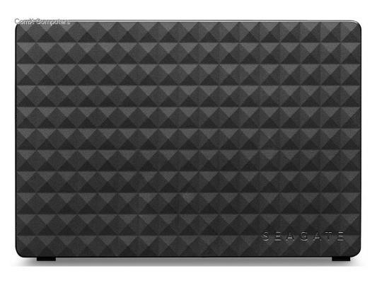 """Внешний жесткий диск 3.5"""" USB3.0 2Tb Seagate Expansion desktop drive STEB2000200 черный"""