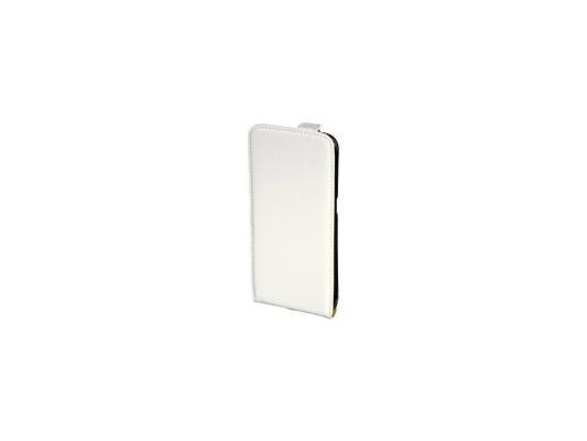 Чехол Hama для Samsung Galaxy S6 Edge белый 00136718 чехол для samsung galaxy s6 edge hama rubber 136719 white