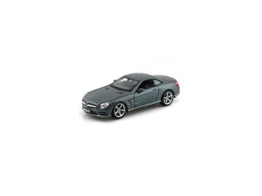 Автомобиль Bburago Mercedes-Benz SL 500 1:24 18-21067 автомобиль bburago bmw 3 series touring 1 24 белый 18 22116