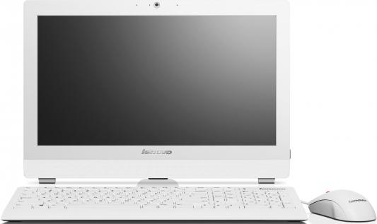 "Моноблок Lenovo S20-00 19.5"" 1600x900 J1800 2.41GHz 2Gb 500Gb Intel HD DOS клавиатура мышь белый F0AY003XRK  S20-00"