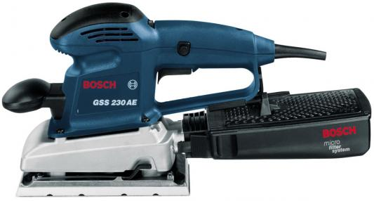 Виброшлифмашина Bosch GSS 230 AE 330Вт от 123.ru