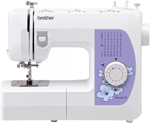 Швейная машина Brother Hanami27s белый