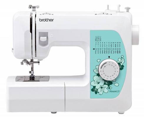 Швейная машина Brother Hanami25 белый швейная машина brother rs240