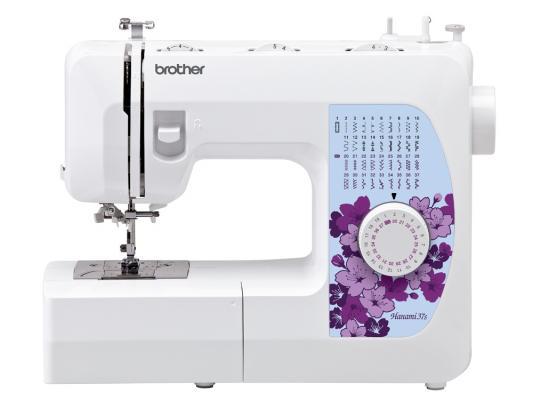 Швейная машина Brother Hanami37s белый
