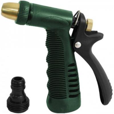 Пистолет для полива Fit 2 функции зеленый 77300 пистолет fit 77309
