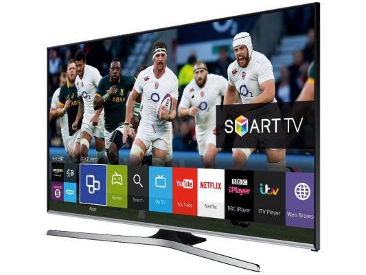 Телевизор Samsung UE55J5500AUX серый черный