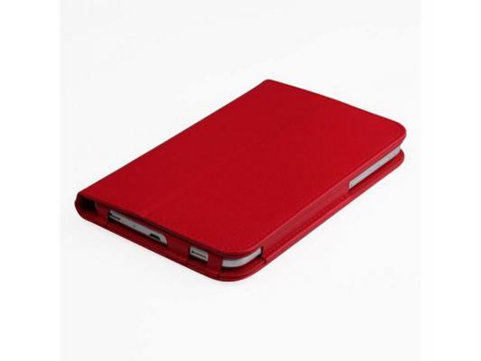 Чехол IT BAGGAGE для планшета Samsung Galaxy Tab4 7.0 искуcственная кожа красный ITSSGT7402-3
