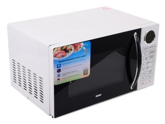 Микроволновая печь BBK 23MWG-930S/BW 23л 900Вт черно-белый