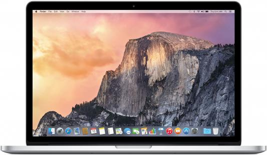 "Ноутбук Apple MacBook Pro 15.4""/2880 x 1800 /Intel Core i7 4770HQ/SSD 256/Intel Iris Pro Gr"